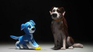 Chris Colfer, Ron Perlman to Voice 'Robodog' Feature
