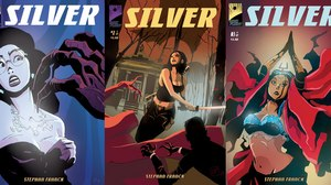 Stephan Franck Completes 'Silver' #3, Launches Crowdfunding Campaign