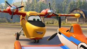 Disney Releases New 'Planes: Fire & Rescue' Trailer