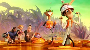 Feast Your Eyes on 'Cloudy with a Chance of Meatballs 2' DVD