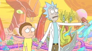 Adult Swim Blasts Off With Second Season of 'Rick and Morty'