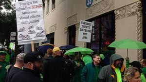 VFX Oscar Rally Attracts Over 500 Protesters
