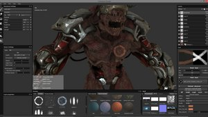 Allegorithmic Releases Substance Painter Beta on Steam