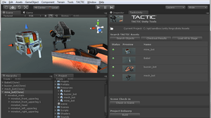 Southpaw to Launch TACTIC   aWare for the Unity Game Engine