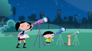Sprout Acquires New Preschool Series, 'Earth to Luna!'