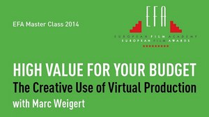 EFA Announces Virtual Production Master Class with Marc Weigert