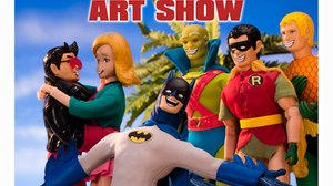 iam8bit studios to Host 'Robot Chicken' DC Comics Art Show
