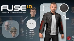 Mixamo's Fuse 1.0 Launches on Steam