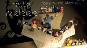 CBeebies Picks up Stop-Motion 'Hettie Makebelieve'