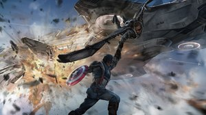 ILM Gets Out the Big Guns for 'Captain America: The Winter Soldier'