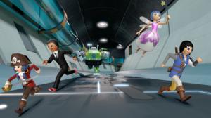 Playmobil Series 'Super 4' Headed to Cartoon Network