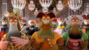 V-Ray helps Students Create Award-Winning Short, 'A La Française'