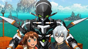 VIZ Media's Neon Alley Launches Sci-Fi Action Series 'Gargantia'