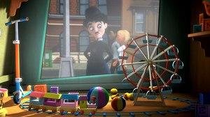 Method Animation's 'Chaplin & Co' Headed Around the World