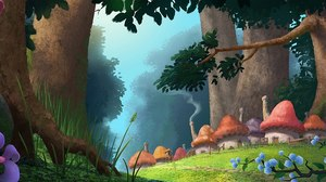 Sony Pictures Animation Unveils 'Smurfs' Concept Art