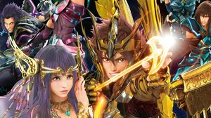 Toei Animation's 'Saint Seiya' to Premiere at Annecy