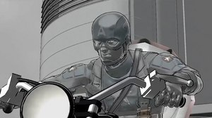 Proof Inc. Previs Images from 'Captain America: The Winter Soldier'