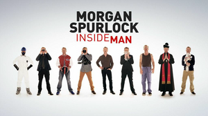 loyalkaspar Creates Broadcast Package for 'Morgan Spurlock Inside Man'