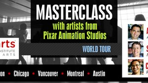 Story, Character & Animation Masterclass - London, UK