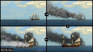 India's Reliance MediaWorks Delivers VFX for Starz Series 'Black Sails'