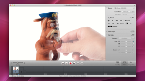 iStopMotion 3.6 Adds DSLR Live Previews with Ghost Overlays