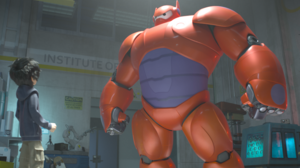 Disney Gives First Look at 'Big Hero 6'