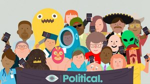 Imaginary Forces Helps Energize Voters with SeePolitical
