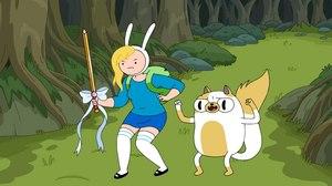 Fionna and Cake Make Return to 'Adventure Time'