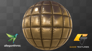 Allegorithmic Teams with GameTextures.com