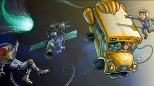 Scholastic Teams with Netflix on 'Magic School Bus' Reboot