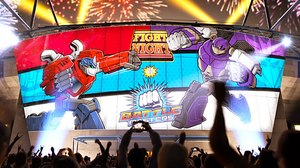 Clockwork VFX Creates Cinematic Transformers Spot for Hasbro