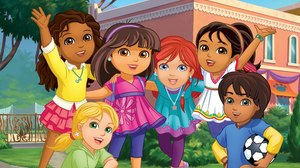 Nickelodeon Brings Dora the Explorer 'Into the City'