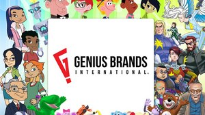 Genius Brands Int'l Partners with Comcast