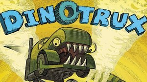 DreamWorks Animation Readying 'Dinotrux' for Netflix