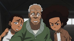 Adult Swim Signs First-Look Deal With Aaron McGruder