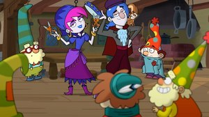 Disney's Animated Series 'The 7D' Launches with Solid Ratings