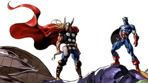 Marvel Announces New Thor, Captain America