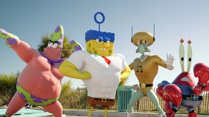 Paramount Releases First Look at 'The SpongeBob Movie: Sponge Out of Water 3D'