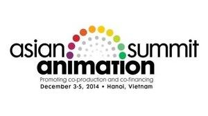 2014 Asian Animation Summit Set for Hanoi