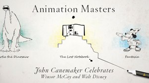 The Academy to Present 'Masters of Animation'