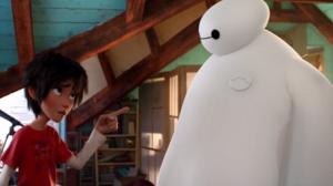 Watch Hiro Meet Baymax in New 'Big Hero 6' Clip