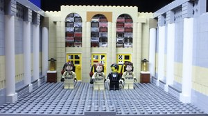Brick by Brick: Building a 'Ghostbusters' 30th Anniversary LEGO Movie