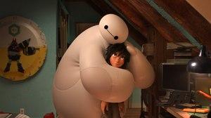 Conceptualizing Disney's 'Big Hero 6'