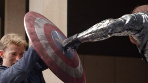 'Captain America: The Winter Soldier' Arrives on Blu-ray
