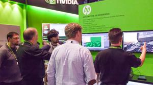 NVIDIA Showcases Next-Gen Quadro Series at IBC 2014
