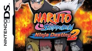 NARUTO Shippuden: Ninja Destiny 2 (Nintendo DS) Giveaway!