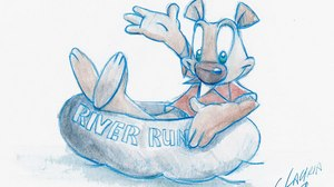 Sketches from the River Run Film festival and Beyond!