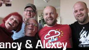 Interview with Nik Phelps, Nancy Denney-Phelps & Alexey Alexeev
