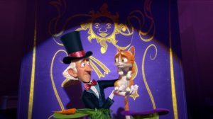 Watch New Clips from 'Thunder and the House of Magic'