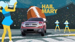 Brand New School Revamps Ford Campaign